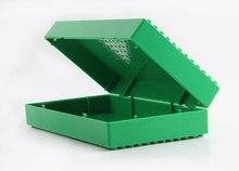 صندوق تخزين كتل متوافق مع صندوق متعدد الوظائف لبناء مكعبات لوح القاعدة ألعاب Legoe هدية للأطفال