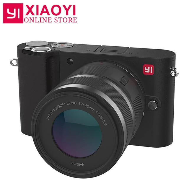 International Edition YI M1 Mirrorless Digital Camera 4k 30fps 30 LCD 20MP Video Recorder