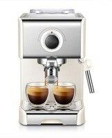 Italian Coffee Machine 20Bar Pump Espresso Machine Semi automatic Espresso Coffee Maker Home Coffe Maker Commercial Milk Frother|Coffee Makers| |  -
