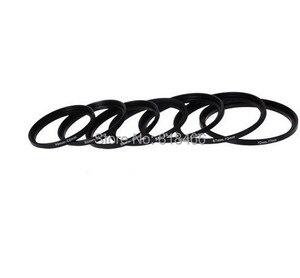"Image 4 - Foleto 7 יחידות טבעת 49 52 55 58 62 67 72 77mm 7 יחידות מתכת צעד עד טבעות עדשת מתאם מסנן סט 49 מ""מ 52 מ""מ 58 מ""מ 62 מ""מ 67 מ""מ 72 מ""מ 77 מ""מ"
