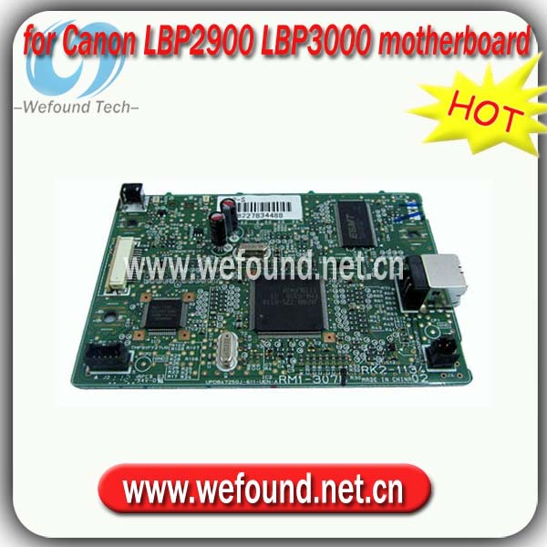 Hot!100% good quality for Canon LBP3000 printer formatter board motherboard high quality black laser toner powder for canon epw ep 72 ep 72 lbp 930 lbp 2460 lbp 950 lbp950 1kg bag printer