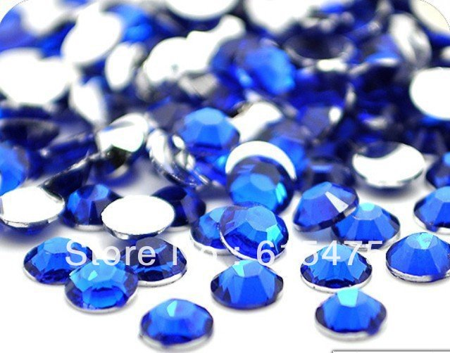 3mm Sapphire Color SS10 crystal Resin rhinestones flatback,Free Shipping 100,000pcs/bag hot selling womens ss watch with tongston middle bead sapphire crystal ss buckle freeshipping ls3506s