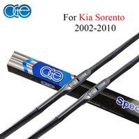 Oge Windshield Wiper Blades For Kia Sorento 2002 2010 Pair 24 18 Windscreen Silicone Rubber Car