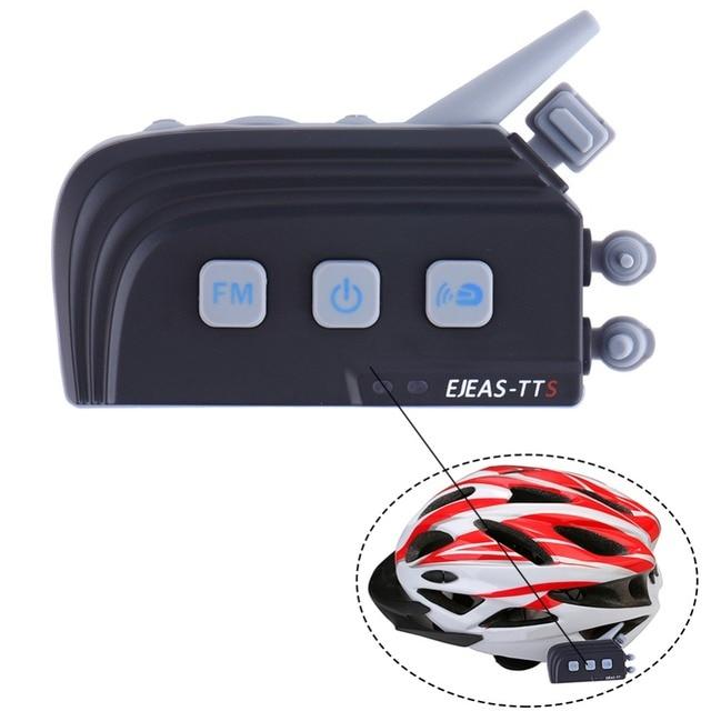 Standby 240 horas 2500 M 5V500mA Bluetooth wireless RSE FC5 E2 motocicleta walke talkie para motocicleta intercomunicador full-duplex cascos