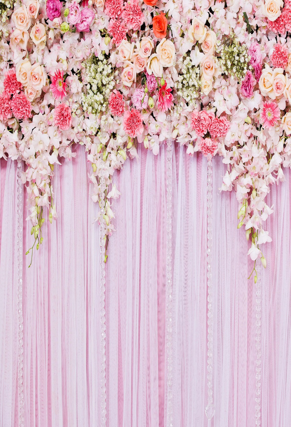 Kate wedding backdrops photo background flower wedding backdrop kate wedding backdrops photo background flower wedding backdrop flower pink curtain romantic backgrounds pastel pink background in background from consumer mightylinksfo