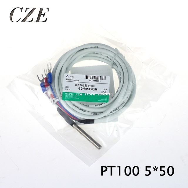 Online Shop 3M Thermocouple Thermometer 5*50mm Temperature Control ...