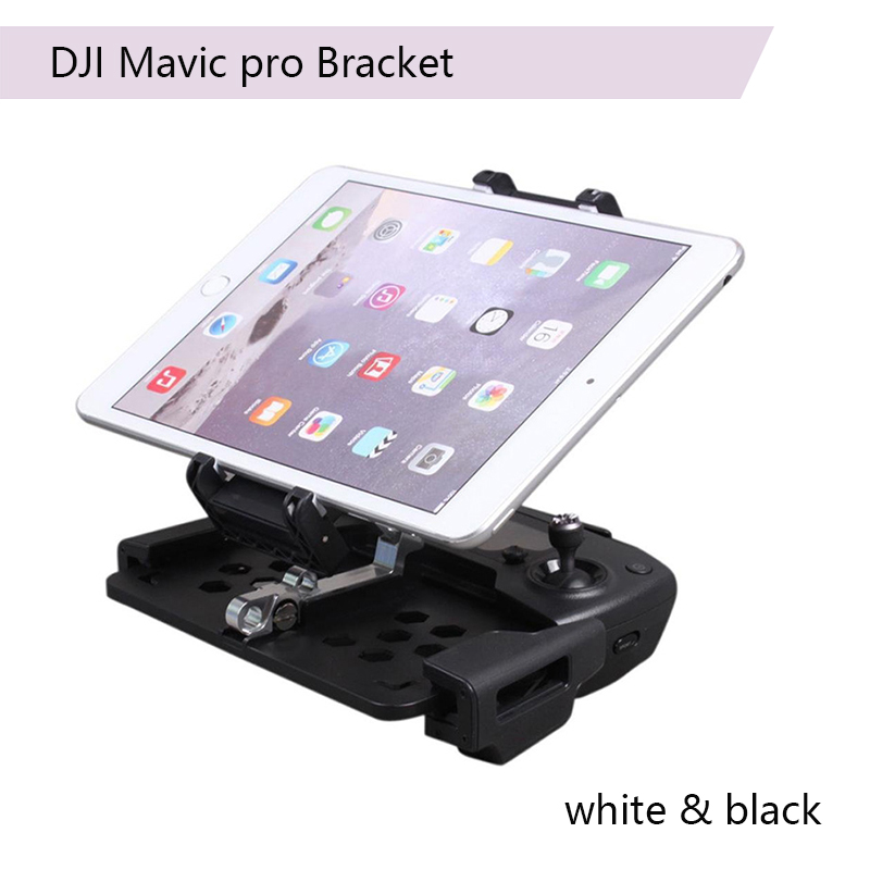 5.5 7.9 9.7 Tablet Bracket Drone Remote Controll Monitor Mount for IPad Holder for DJI Mavic pro Platinum Air Mavic2 Zoom Spark dji mavic pro platinum drone part night flying led light mount buckle holder bracket frame kit for dji mavic pro accessories