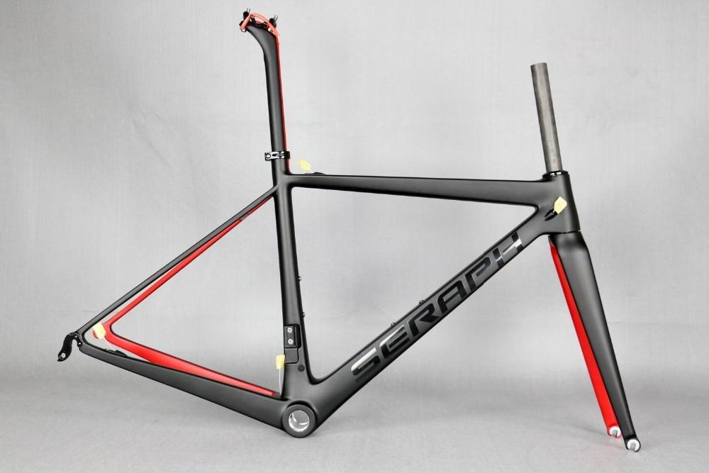 SERAPH Vollcarbon Rennrad Fahrrad Rahmen Carbon Rennrad Rahmen ...