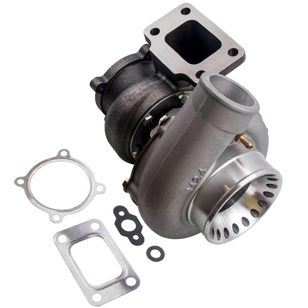 GT35 GT3582 turbocompresseur Turb T3 AR.70/63 roulement de compresseur Anti-surtension parfait pour tous les 4/6 cylindres 3.0L-6.0L turbolader - 2