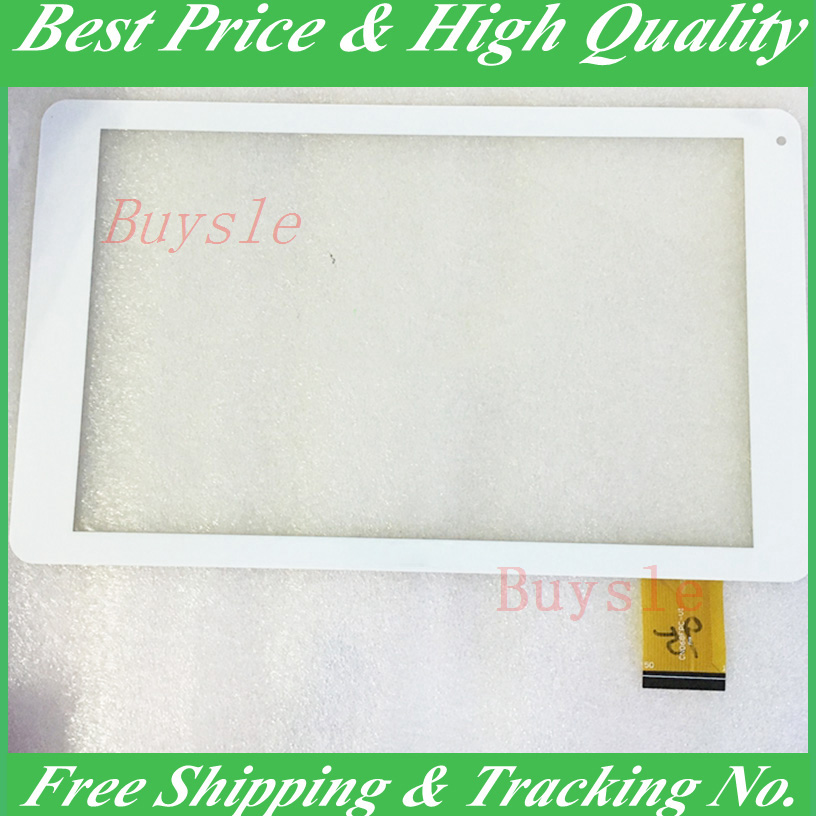 1Pcs/Lot Free shipping black / white / blue color cn068fpc-v1 Touchscreen Tablet PC Touch screen digitizer panel Repair