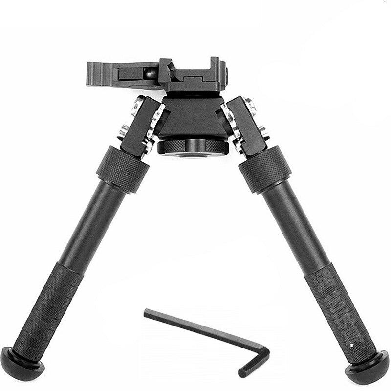 Trépied pour caméra vidéo extérieure Rotation de 360 degrés support pivotant V8 peut rétrécir le support de pistolet à eau