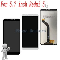 5 7 Inch For Xiaomi Redmi 5 Full LCD DIsplay Touch Screen Digitizer Assembly For Xiaomi