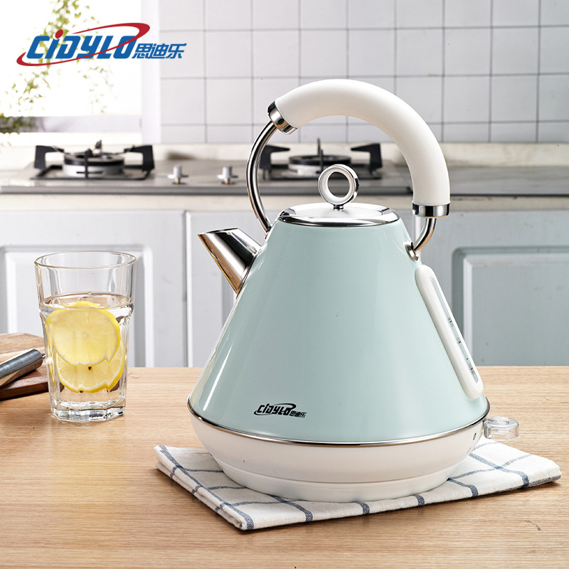 Electric kettle Automatic power off electric kettle household 304 stainless steel 220V kettle electric kettle