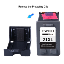 Refilled Ink Cartridge Replacement for hp 21 22 cartridge 21 and 22 for Deskjet 3915 3920 D1320 F2100 F2280 F4180