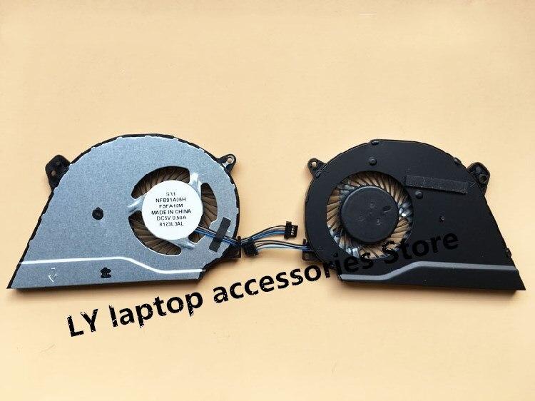 New HP Pavilion 14-AL 14-AL061NR 14-AL062NR TPN-Q171 CPU Cooling Fan 856206-001