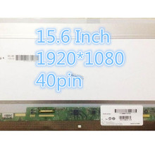 Lcd-Screen Laptop LTN156HT01 LP156WF1 40pin 1920--1080 for Ltn156ht01/Lp156wf1/Tlc1/..
