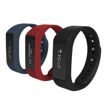 I5 Plus Smart Wristband Bracelet Bluetooth IP67 Waterproof Wearable Sport Watch Pedometer Calorie Counter Health Sleep Monitor