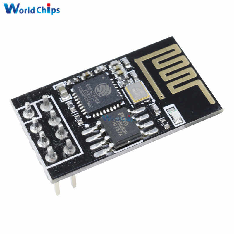 DHT22 AM2302 DHT11 AM2320 Digitale di Umidità di Temperatura Sensore di Wireles Wifi Modulo ESP8266 ESP-01 ESP-01S ESP01 S Per Arduino
