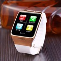 Часы LG128 Smart Watch носимых с NFC, поддержка Sim-карты 1,3-мегапиксельной камерой Наручные Часы bluetooth Remote Capture Монитор Водонепроницаемый