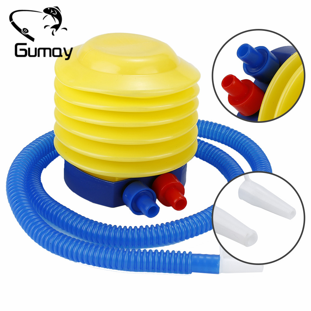 Top Quality Pool Foot Ball Air Inflatable Balloons Foot Inflator Pump Inflator Pump for Swimming Rings Event&Party Accessories