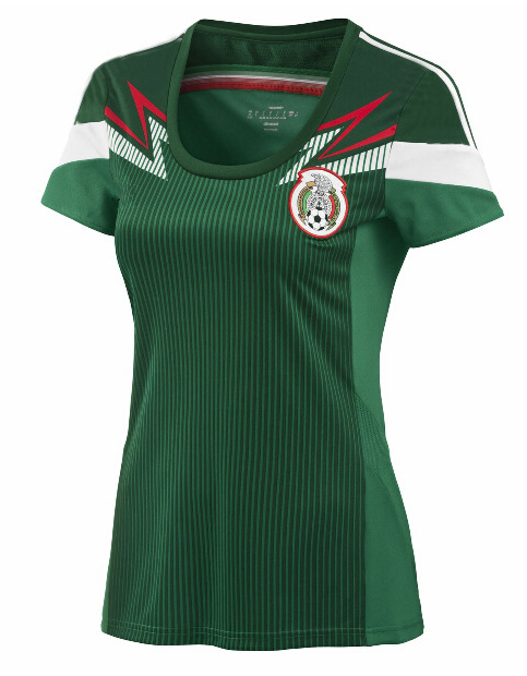 ff165197b Mexico 2014 home thai quality football shirt, 2014 Red away mexico soccer  jerseys. Mexico women jersey.mexico jersey 2014