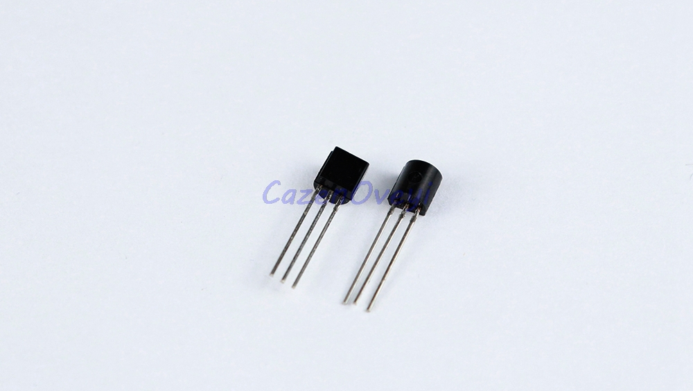100pcs/lot BC558B TO-92 BC558 TO92 558B In Stock