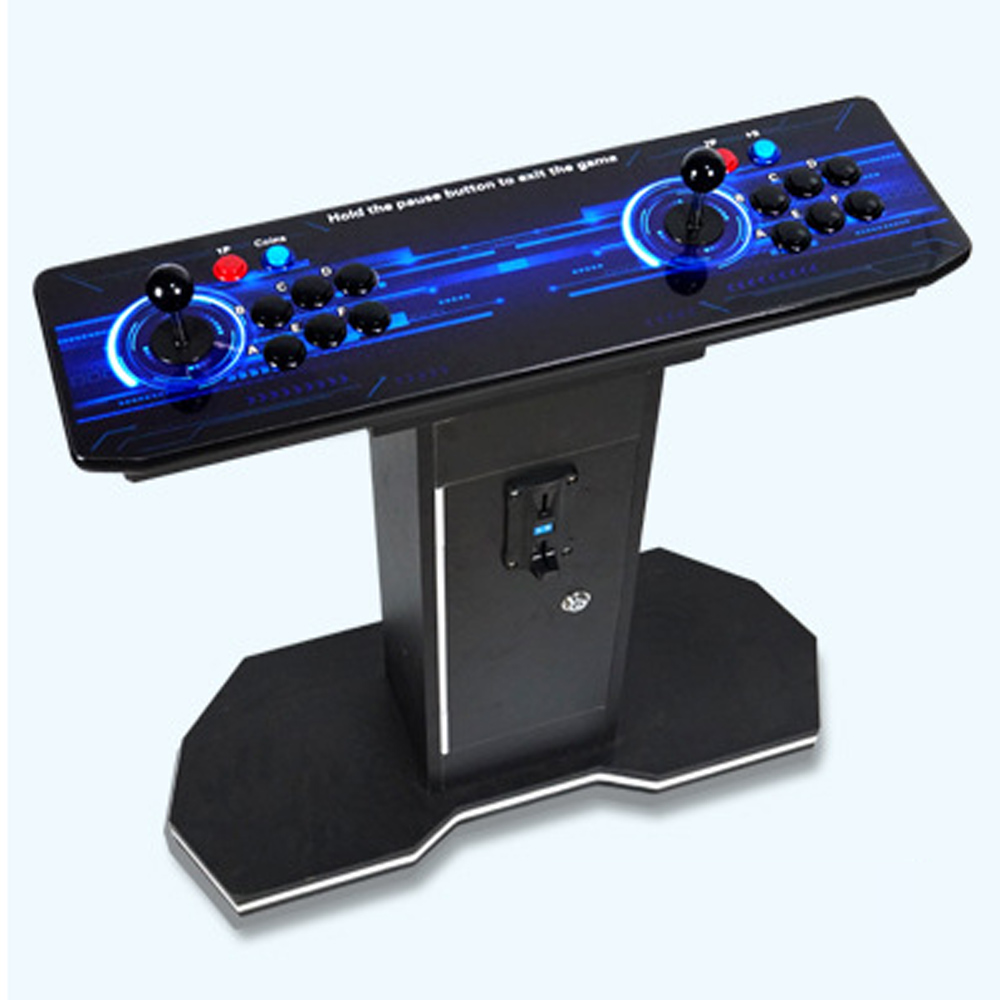 2018 New Joystick Consoles with multi game PCB board 960 in 1,pandora box 5 arcade joystick game console Double controllers 2018 new joystick consoles with multi game pcb board 960 in 1 pandora box 5 arcade joystick game console double controllers