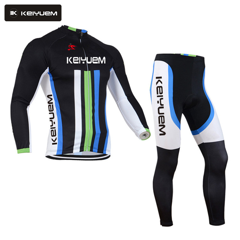 100% Polyester Long Sleeve Cycling Jersey 2016 Pro Team Winter Thermal Fleece Cycling Clothing Sets 2016 New Roupa Ciclismo 2016 custom roupa ciclismo summer any color any size any design cycling jersey and diy bicycle wear polyester lycra cycling sets