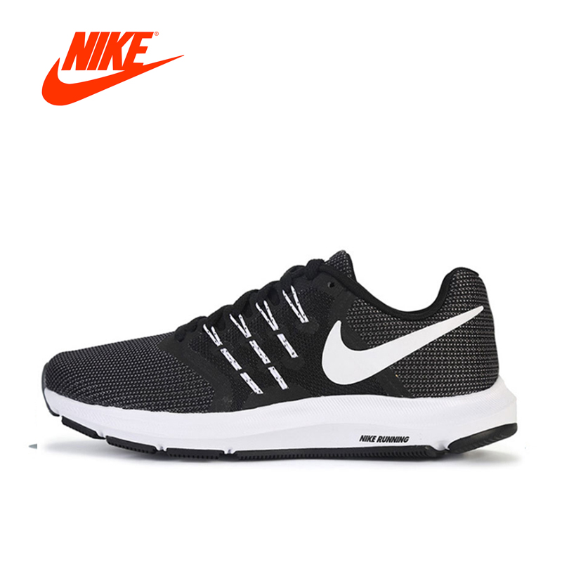 New Arrival Authentic NIKE RUN SWIFT Women's Breathable Running Shoes Sports Sneakers