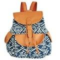 Мода холст женщины школа рюкзак старинные женские сумки случайные рюкзак для женщин известных брендов женщины сумка бесплатная доставка B50422A
