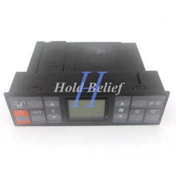 145670-3501 контроллер кондиционера воздуха для E320D 325D 330D 312D