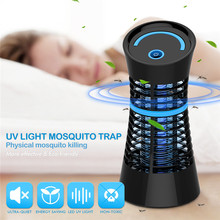 Pest repeller UV Light Electric Mosquito Killer lamp Killing Insect LED Bug Zapper Fly Lamp Trap Wasp Pest Supplies Indoor