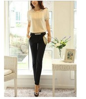 New 2016 Women S Pants Women S Legging Pants Female Casual Long Trousers For Women Plus