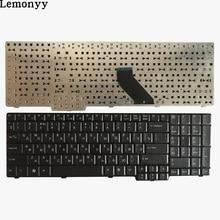 Русская клавиатура для acer TravelMate 5100 5110 5600 5610 5620 eMachines E528 E728 RU черная клавиатура для ноутбука