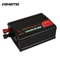 Vehemo 800W 12V To 220V Power Inverter Car Converter Aluminium Alloy Car Inverter Automobile Small Printer Durable Adapter