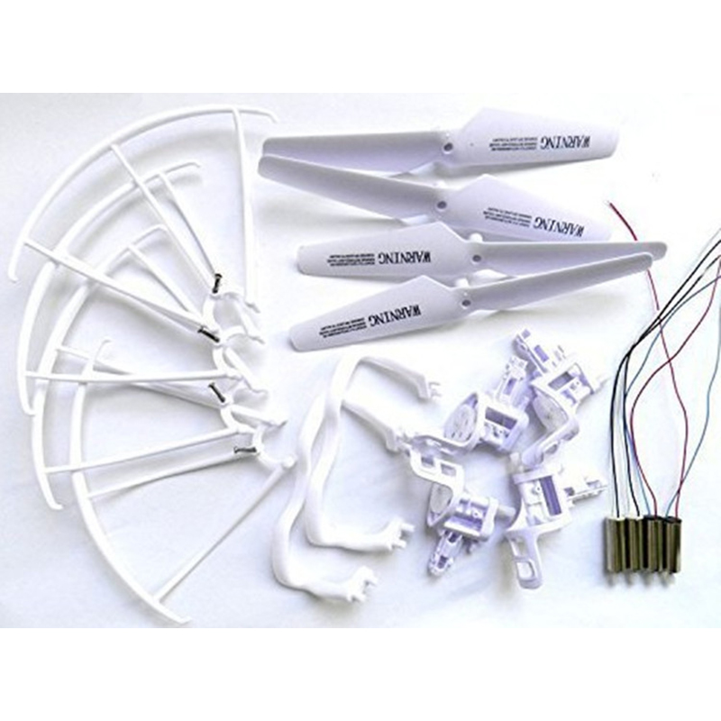 Syma X5C X5C-1 Accessories set/Motor/leaf/tripod/protection ring/motor rack/DIY toy accessories technology model parts/baby toys