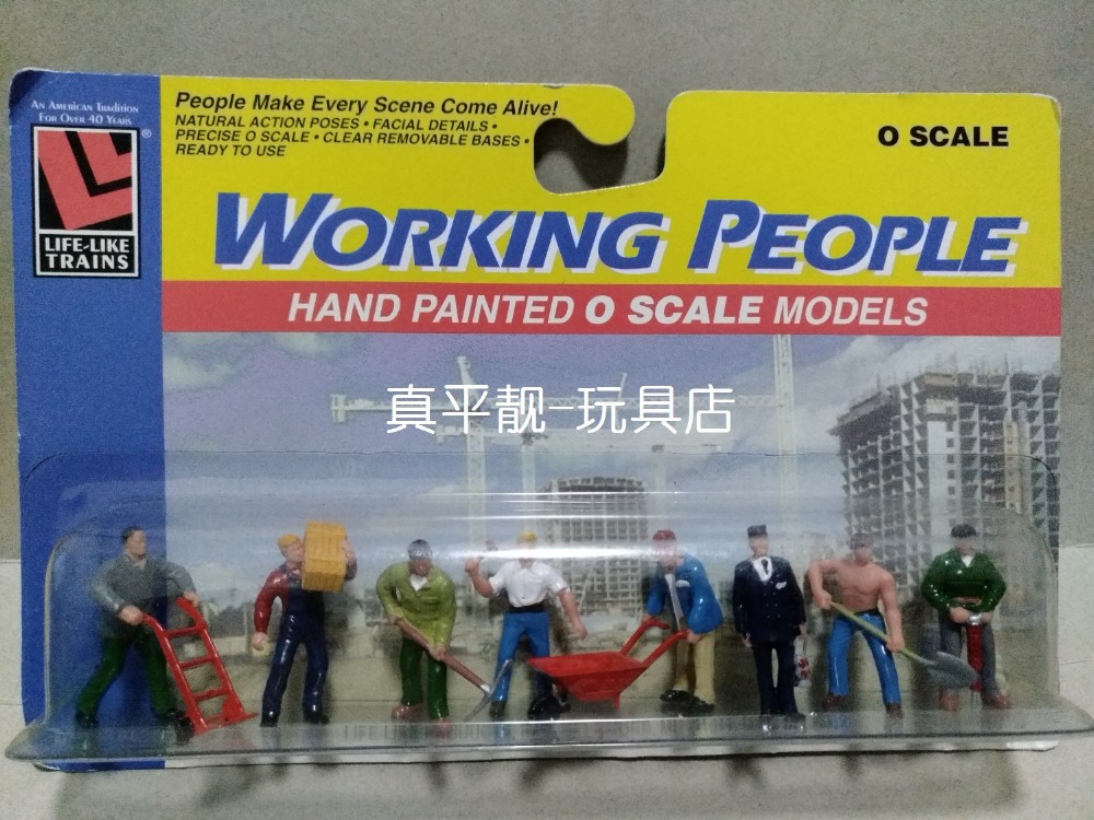 mini pvc figure 1:43 Hand-painted construction site construction project peasant worker doll set scene sand table out of pr магнитный конструктор magformers r c cruiser set 707003 63091 page 4
