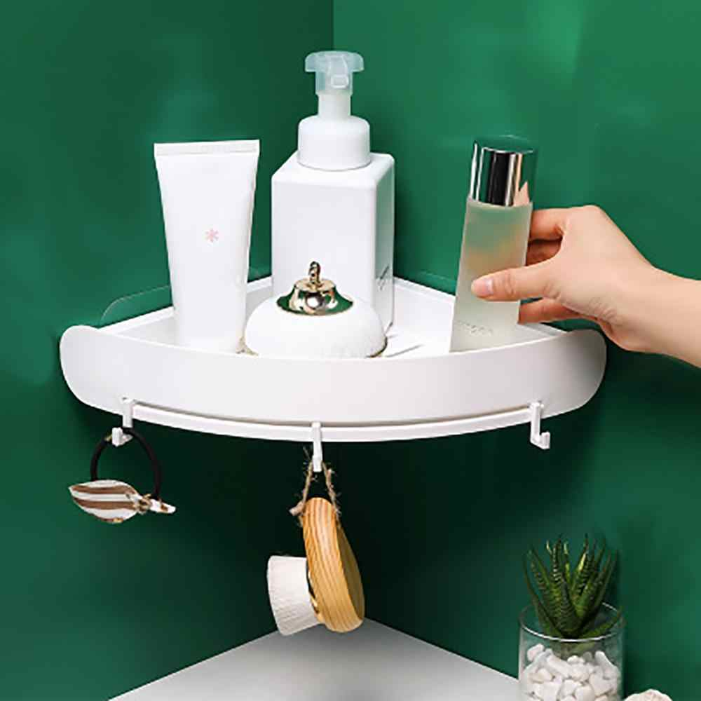 الحمام الحمام جدار الجرف شنقا الالتصاق شحن اللكم المرحاض تخزين الرف شفط رف جدار الجوف المطبخ 5pz