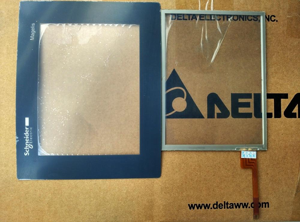 HMISTU855 Magelis Touch Glass Panel+Protective Film 5.7