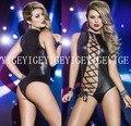 2016 de La Moda de Cuero de Imitación Vendaje Látex Disfraces Lenceria Sexy Erótica Lencería Sexy Ropa Interior Porno Babydoll Nuisette B312
