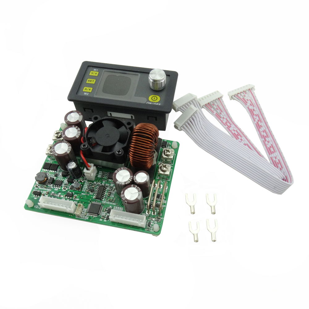 DPS8005 programmable constant voltage current Step-down power supply module Voltmeter Ammeter buck converter 80V 5A rd digital step down power supply programmable constant voltage current power source module voltmeter ammeter buck converter