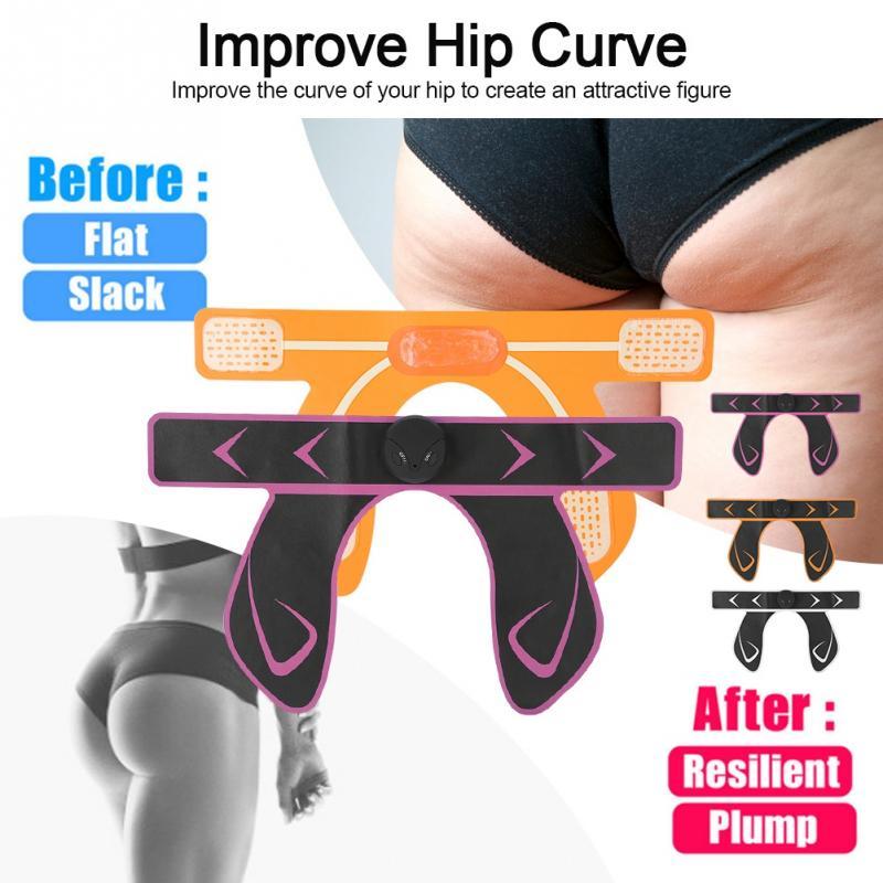 Ems Intelligent Hip Trainer Buttocks Training Muscle Stimulation Bum Lift Up YE