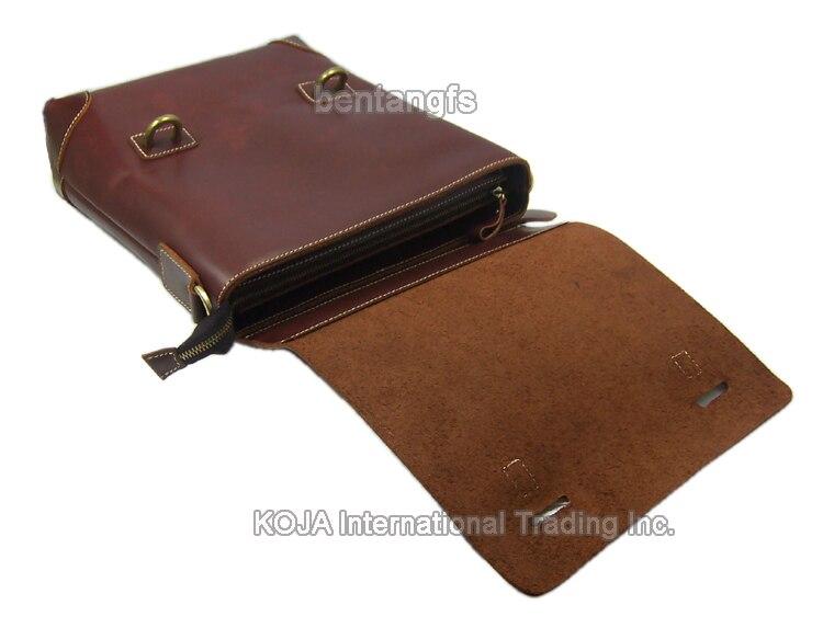 M303 Fourre Cuir Sac Véritable De Hommes Tout Bureau Serviette Portable Italienne Luxe En Mallette D'affaires 6F4anq