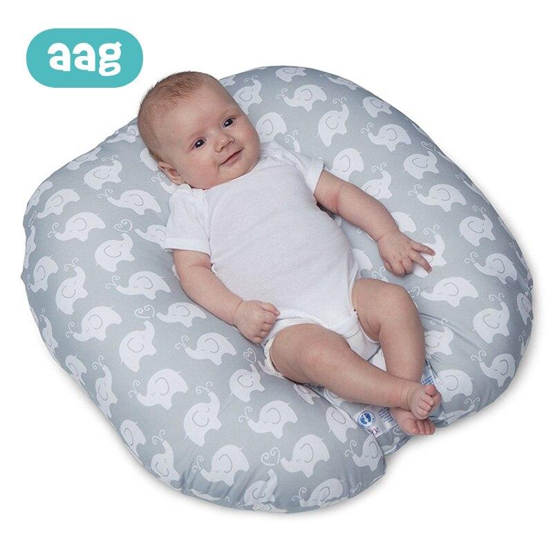 AAG lit bébé berceau nouveau-nés bébé nid berceau Portable voyage lit tapis coussin bébé couffin pare-chocs Babynest lits bébé décor de chambre