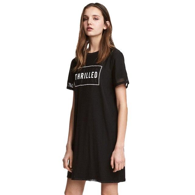 Plus Size Long Casual Black Dress Short Sleeve Summer Women Designer  Clothes Modern Work Dress Fashion Roupa Feminina 50N0067 46a7e926b572