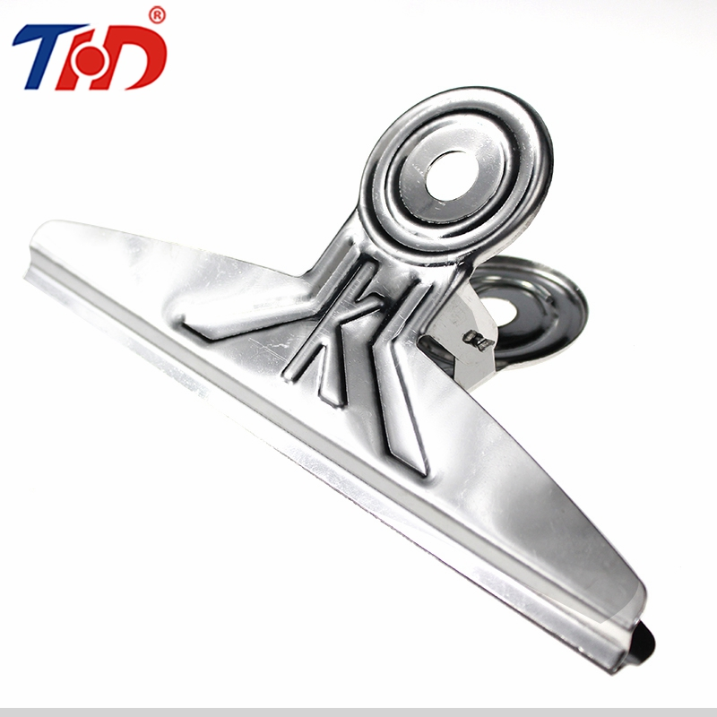 THD 1 Pcs/20cm Metal Binder Clips Notes Letter Office