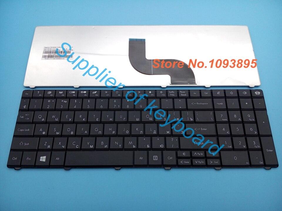 Nuova Tastiera Russa Per Mp-09g33su-6982 Mp-09g33su-6982w Pk130qg1a04 Pk130qg1b04 Nk. I1713.048 Nk. I1717.01g Nsk-aue0r