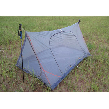 AXEMAN Lightweight Inner Mesh breathable 2 person tent 3