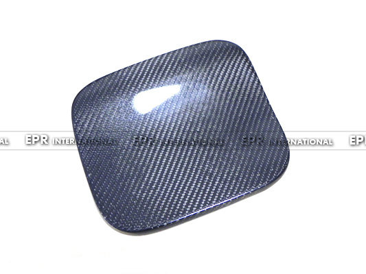 Car Styling For Mitsubishi Evolution Carbon Fiber Fuel Tank Cap Cover (Need to confrim is for EVO 7 8 9 or EVO 10) racing new oil cap engine cover fuel for mitsubishi evo