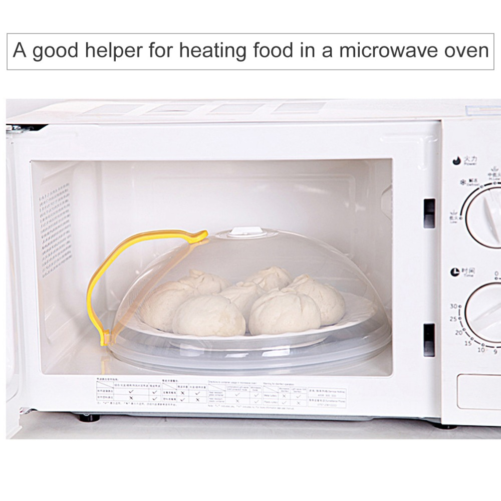 Microwave Food Cover Oven Oil Proof Cap Lid Fridge Dishes Keepfresh Dustproof Seal Multifunctional Kitchen Tools Hg601859 In Cookware Lids From Home
